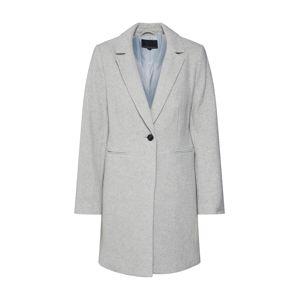 Banana Republic Přechodný kabát 'MELTON TOP COAT'  světle šedá