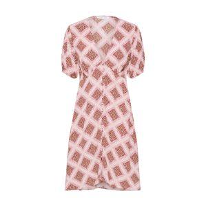 Samsoe Samsoe Letní šaty 'Petunia'  růžová / mix barev