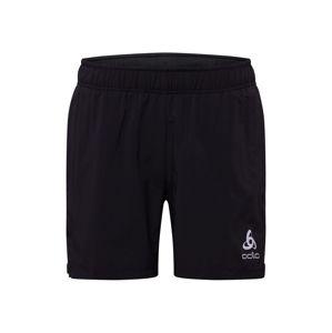 ODLO Sportovní kalhoty 'ZEROWEIGHT'  černá