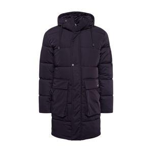 FREAKY NATION Zimní kabát 'Cold and Windy'  černá