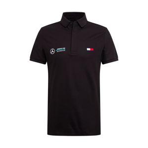 Tommy Hilfiger Tailored Tričko  černá