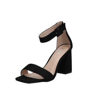 Raid Páskové sandály 'DAKOTA'  černá