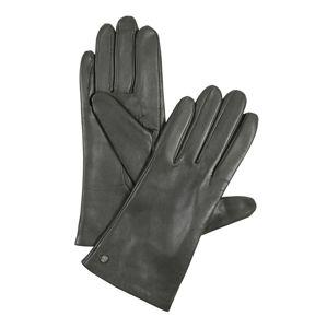 ROECKL Prstové rukavice  šedá