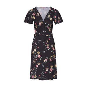 Anna Field Letní šaty  žlutá / růžová / černá