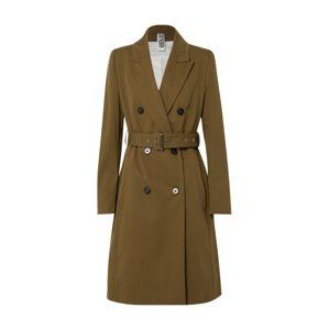 DRYKORN Přechodný kabát 'HOLMAN'  khaki