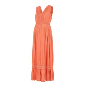 MAMALICIOUS Šaty  oranžová