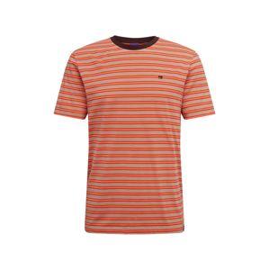 SCOTCH & SODA Tričko  béžová / oranžová