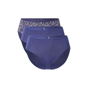 SCHIESSER Kalhotky  námořnická modř / mátová / korálová