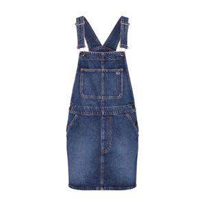 Tommy Jeans Laclová sukně 'Dungaree'  modrá džínovina