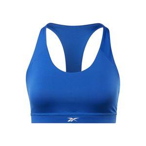 REEBOK Sportovní podprsenka  bílá / královská modrá