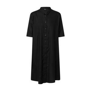 ONLY Košilové šaty 'HAPPILY'  černá