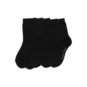 ThokkThokk Ponožky  černá