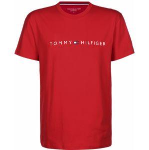 TOMMY HILFIGER Tričko  červená