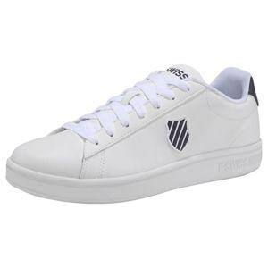 K-SWISS Tenisky  bílá / námořnická modř