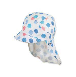 STERNTALER Čepice  světlemodrá / bílá / aqua modrá / tmavě růžová