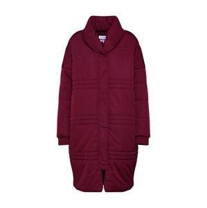 Native Youth Zimní kabát 'NUBLU PUFFER JACKET'  burgundská červeň