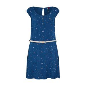 Ragwear Šaty 'Zephie'  nebeská modř / mix barev