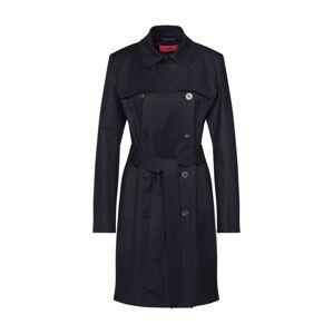 HUGO Přechodný kabát 'Makaras-2'  černá