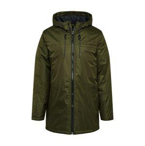 BLEND Přechodná bunda 'Outerwear'  tmavě zelená