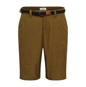 Only & Sons Chino kalhoty 'WILL'  hnědá / černá