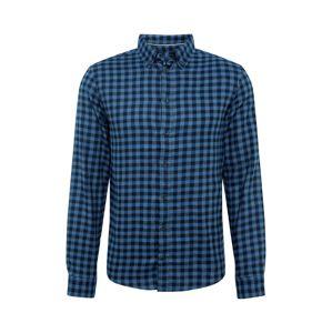BLEND Košile  tmavě modrá / modrá