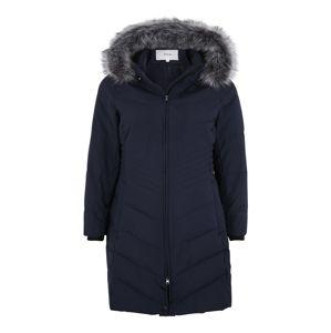 Zizzi Zimní kabát 'MLUXA'  noční modrá