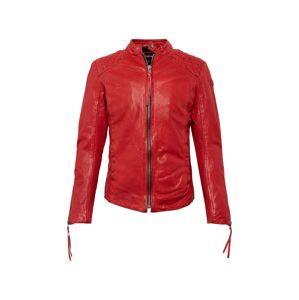 Tigha Přechodná bunda 'Nero'  ohnivá červená