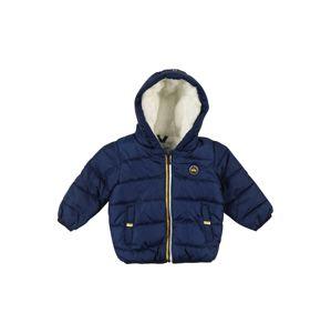 STACCATO Zimní bunda  námořnická modř / bílá / krémová
