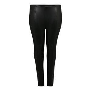 Urban Classics Curvy Kalhoty  černá