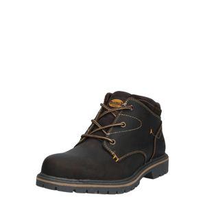 Dockers by Gerli Šněrovací boty '45CA013-400'  čokoládová