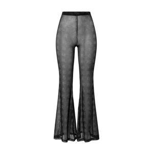 Motel Kalhoty 'Herlom'  černá