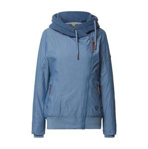 Alife and Kickin Zimní bunda 'Kiddo'  pastelová modrá / kouřově modrá