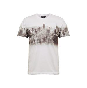 BURTON MENSWEAR LONDON Tričko  bílá