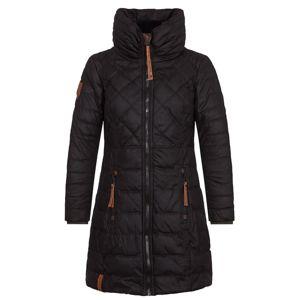 naketano Zimní kabát  hnědá / černá