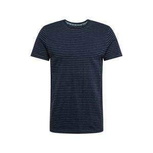 Cars Jeans Tričko 'HOUGH'  námořnická modř