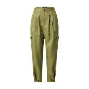 Missguided Kalhoty  olivová
