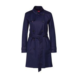 HUGO Přechodný kabát 'Makaras'  námořnická modř
