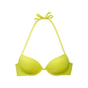 BUFFALO Horní díl plavek 'Happy'  žlutá