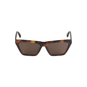 McQ Alexander McQueen Sluneční brýle 'MQ0192S-002 54 Sunglass WOMAN ACETATE'  hnědá