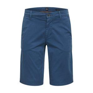 BOSS Chino kalhoty 'Schino'  námořnická modř