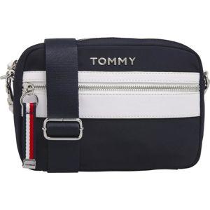 TOMMY HILFIGER Taška přes rameno  tmavě modrá