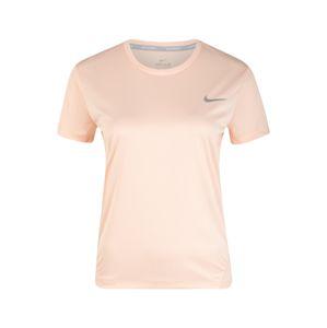 NIKE Funkční tričko 'Miler'  růžová