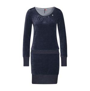 Ragwear Společenské šaty 'ALEXA'  námořnická modř