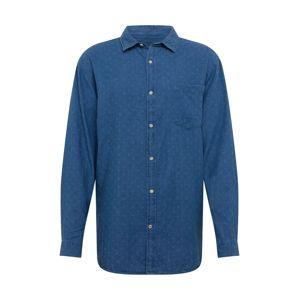 JACK & JONES Košile 'JACOB '  modrá