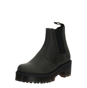 Dr. Martens Chelsea boty 'Rometty'  černá / čedičová šedá