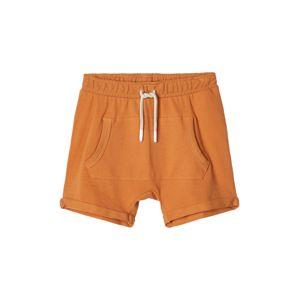 NAME IT Kalhoty  oranžová