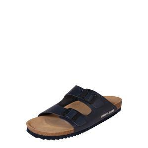 Tommy Jeans Pantofle  tmavě modrá