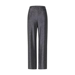 JACQUELINE de YONG Kalhoty  tmavě šedá