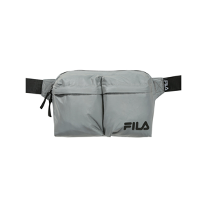 FILA Ledvinka 'Canvas Waist Bag'  šedá
