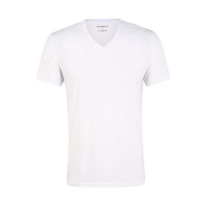 Emporio Armani Tričko  bílá